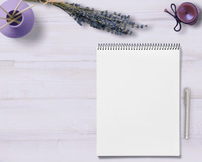 The Season to Connect - Notepad